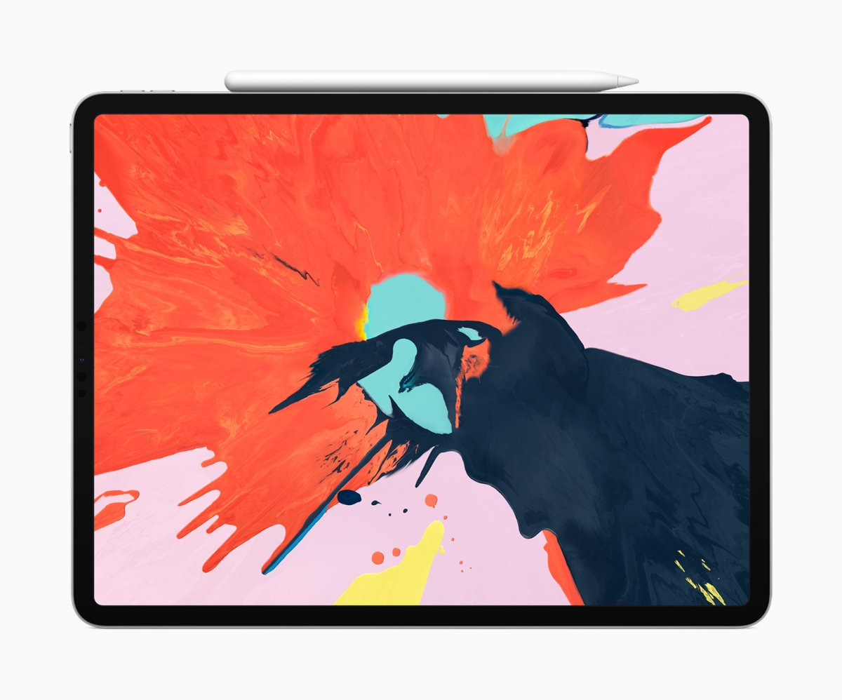 iPad Pro (2018) e Apple Pencil (segunda geração)