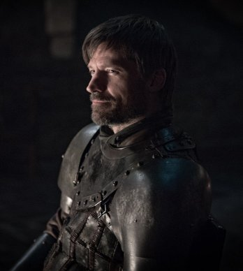 Jaime Lannister (Nikolaj Coster-Waldau) em Game of Thrones oitava temporada