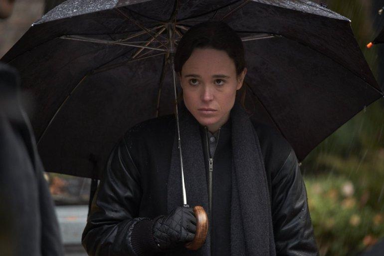 Vanya (Ellen Page) em The Umbrella Academy