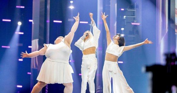 França. Foto: Andres Putting / Eurovision TV
