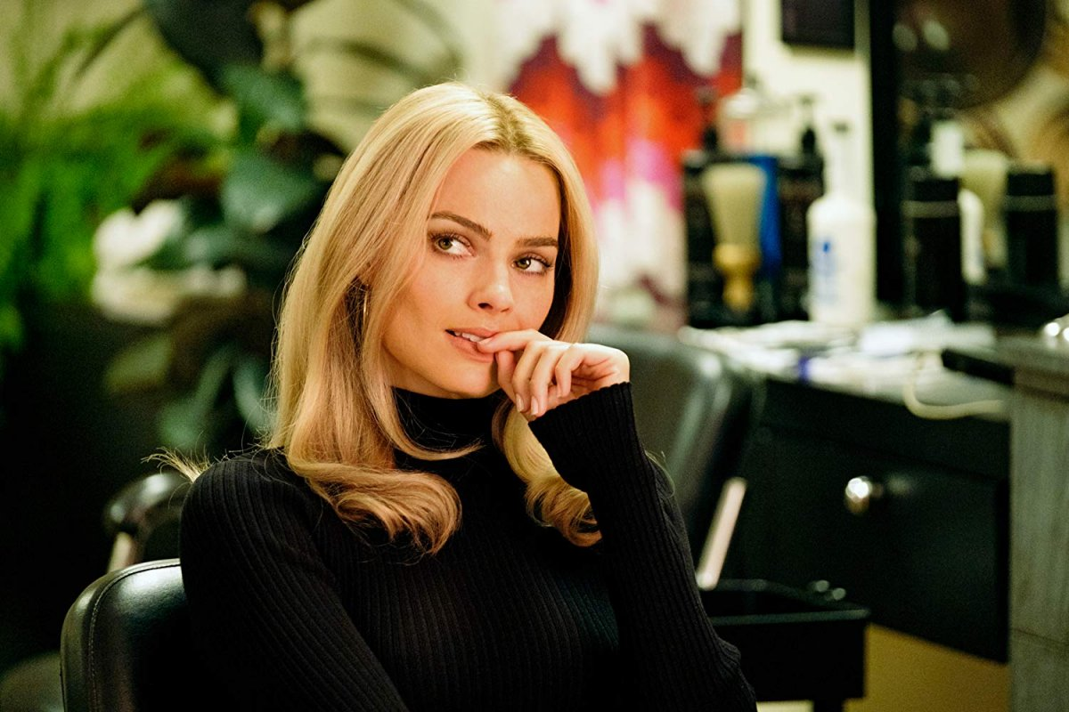 Margot Robbie é Sharon Tate em Once Upon a Time in Hollywood