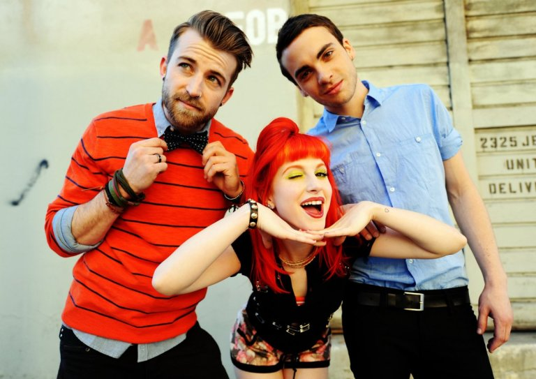 paramore punk pop