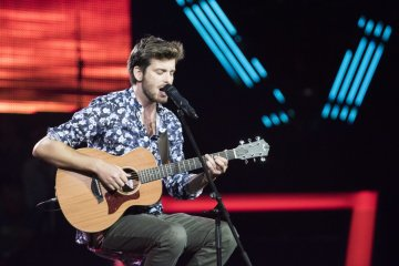 Tiago Nacarato The Voice Portugal