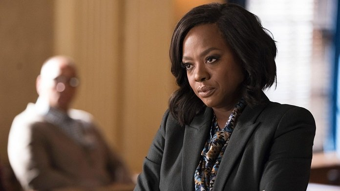 Viola Davis como Analise Keating em How To Get Away With Murder