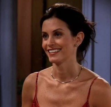 Monica Courteney Cox Friends