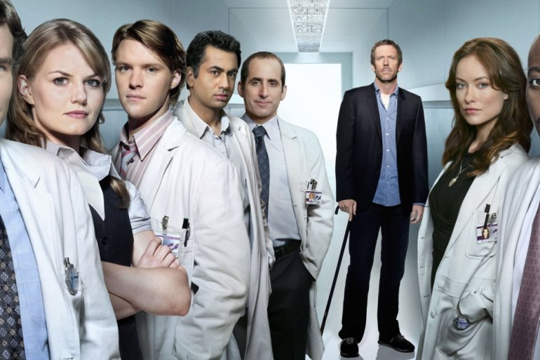 Elenco de Dr. House