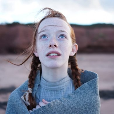 Amybeth McNulty em Anne With an E