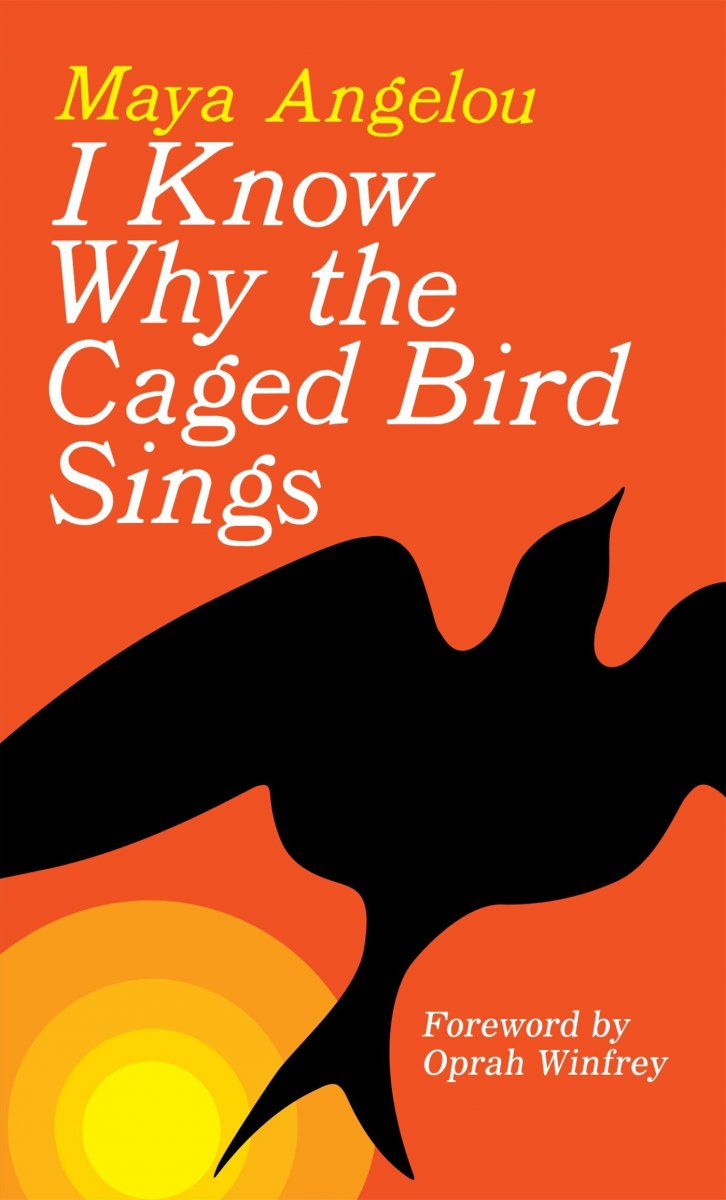 Livro I Know Why The Caged Bird Sings, de Maya Angelou