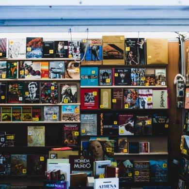 Feira do Livro livros