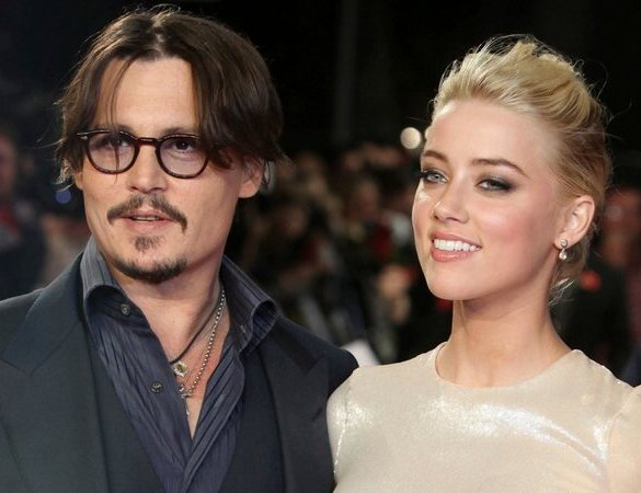 Johnny Depp e Amber Heard