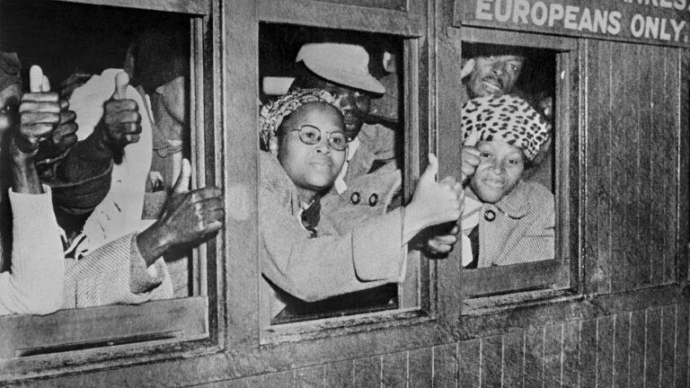 direitos humanos apartheid áfrica do sul