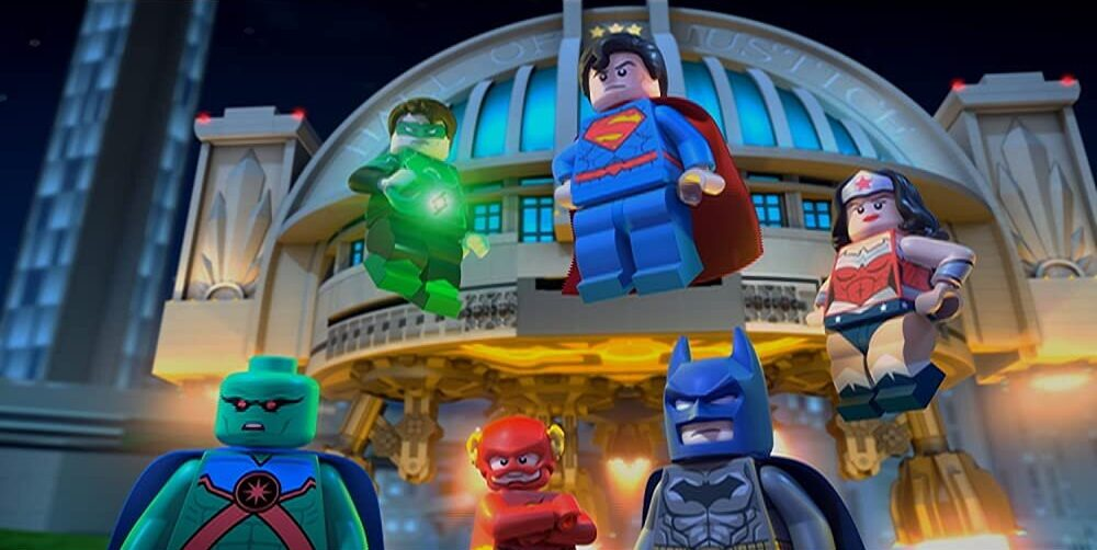 Lego DC HBO Portugal