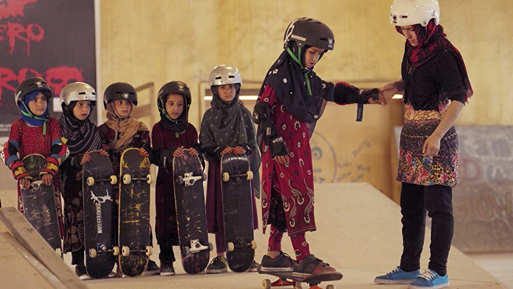 Learning to Skateboard in a Warzone TVCine Edition Óscares