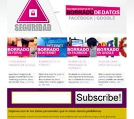 Paginas web economicas  Borradodedatos
