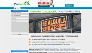 Paginas web economicas  plusservices