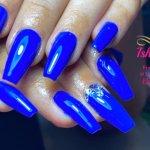 IshtarNails Sweety Gel Infinity Blue 2