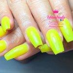 IshtarNails Sweety Gel Lemon 2