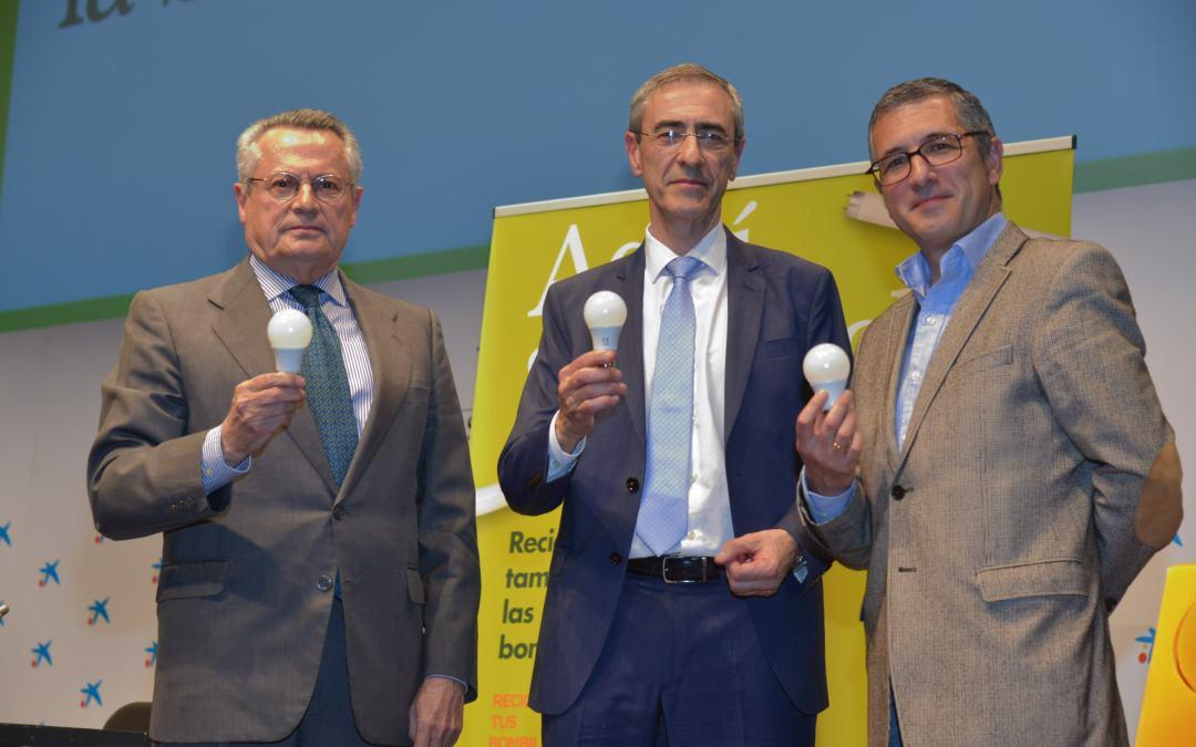 200 millones de bombillas para Ambilamp