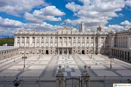 palacio real de madrid visitar