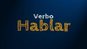 VERBO HABLAR