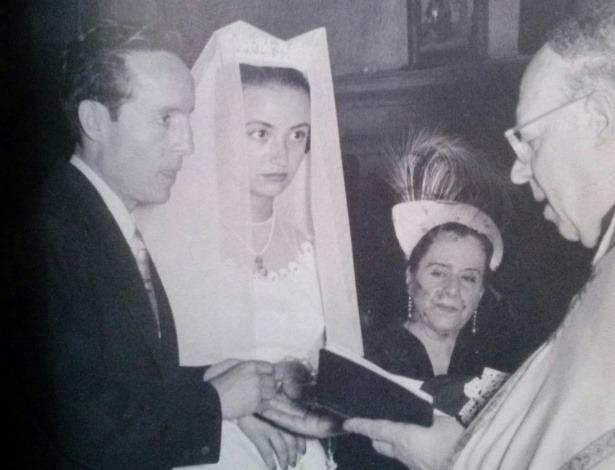 Roberto bolaños casamento