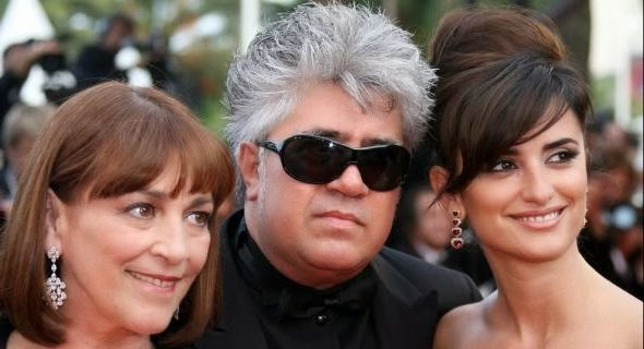 Carmem Maura, Almodóvar e Penelope Cruz