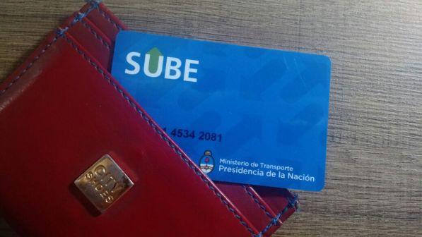 Cartão para metrô em Buenos Aires