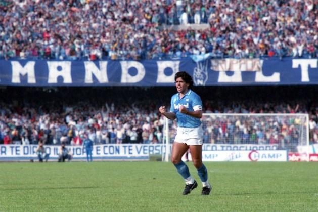 Maradona pelo Napoli