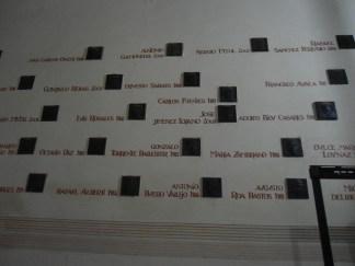 Algunos de los Premios Cervantes, en la antesala