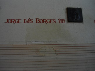 Borges, Premio Cervantes 1979