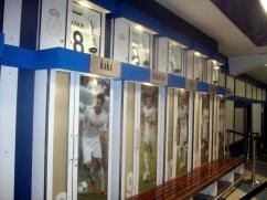 Vestuarios, lockers