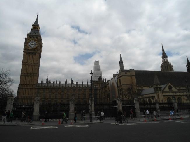 Palacio de Westminster: House of Parliament y Big Ben