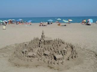 Playa de la Carihuela,o cerca, Torremolinos