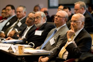 Ocho expresidentes Latinoamericanos convocados en Atlanta para formar La Misión Presidencial Latinoamericana. Se recibió apoyo adicional de seis países Latinoamericanos.
