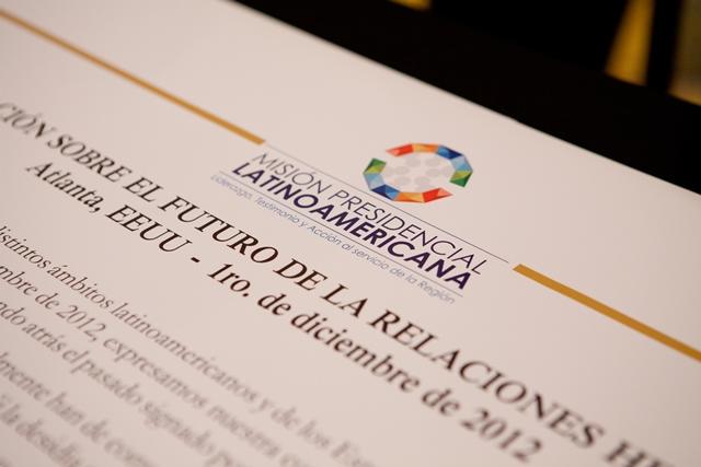 Declaración de Atlanta sobre el Futuro de la Relaciones Hemisféricas