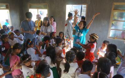Global Poomashi prepara Coreanos jóvenes para ser Lideres Globales