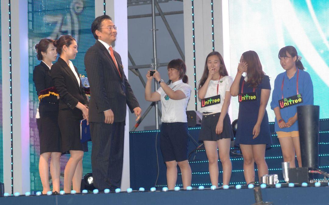 Reflexiones del Equipo Ganador Uni-Tree de La Competencia del Proyecto de Unificación 2012