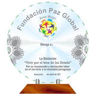"""Premiación Anual """"Vivir por el bien de los demás"""" será realizada el jueves 25 de abril"""