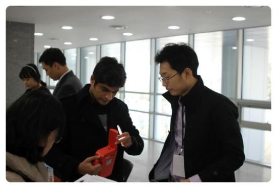 Proyecto Aldea Alllights tuvo un gran exito en Corea