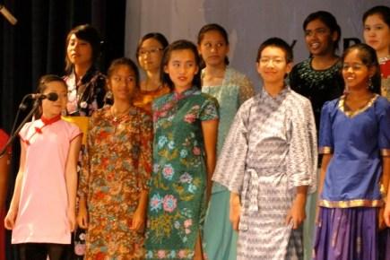 """Malasia es extensamente diversa. Malasia ha encontrado """"Unidad en la diversidad"""""""