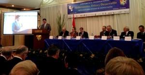 Cobertura de Noticias del Viaje del Dr. Moon a Paraguay