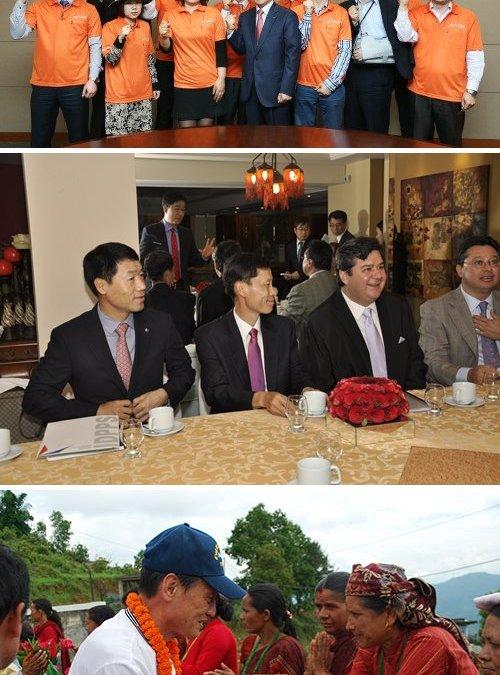 La Asociación entre Empresarios Coreanos y GPF Corea Ilumina Nuevas Tendencias en el Desarrollo Económico