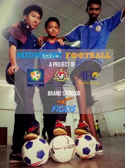 Fútbol de Medianoche ahora es patrocinado por la marca FIGOS