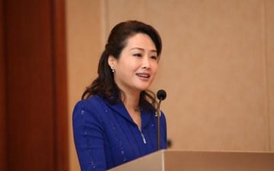 Discurso de la Presidenta de GPW, Dra. Jun Sook Moon en la Convención Paz Global 2013