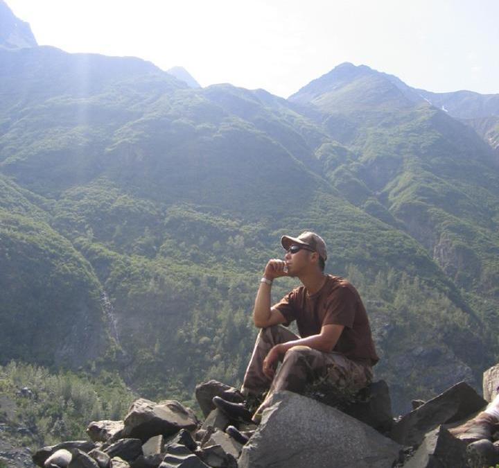 Lecciones del Dr. Hyun Jin Moon en la Naturaleza