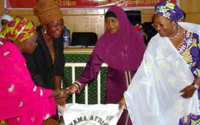 Dueños de Una Familia Bajo Dios en el Estado de Kaduna, Nigeria se comprometen por la paz