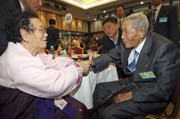 Sanando Tragedias Humanas de la División Coreana