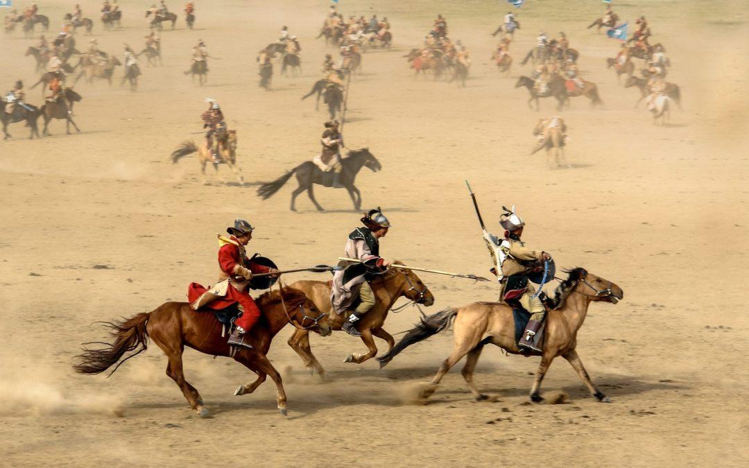 Genghis Khan y su Estándar Personal de Liderazgo