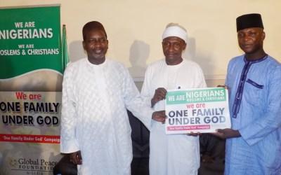 Los Gemelos Interconfesionales Promueven Una Visión De Paz En El Norte De Nigeria