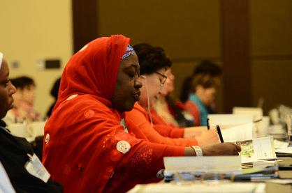 líderes participantes del panel de GPW